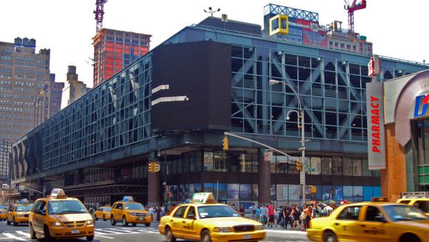 Il Bus Terminal di New York